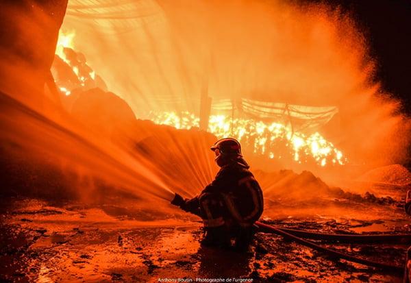 Boutin Firefighter