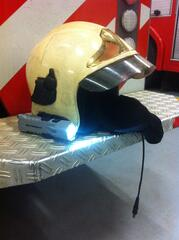 Peli 3315 Led Light review by firefighter betatester Guido Siebers (2)