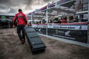 HRC at Dakar 2018