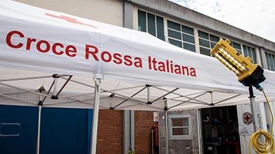 Red Cross Italy-PELI